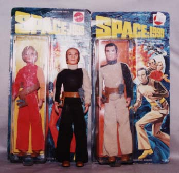 Toys You Had Presents Space 1999