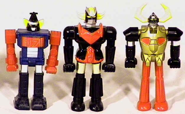 Japanese Toy Companies : Toys you had presents shogun warriors